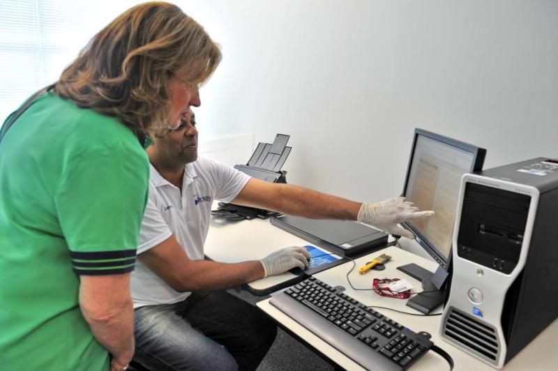 Dona Judith Scliar e Docdigital